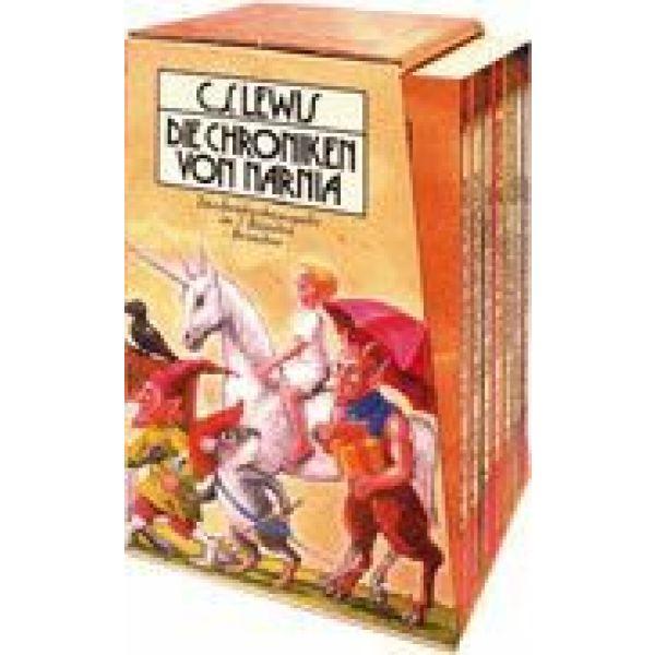 Die Chroniken von Narnia - Klassik-Edition