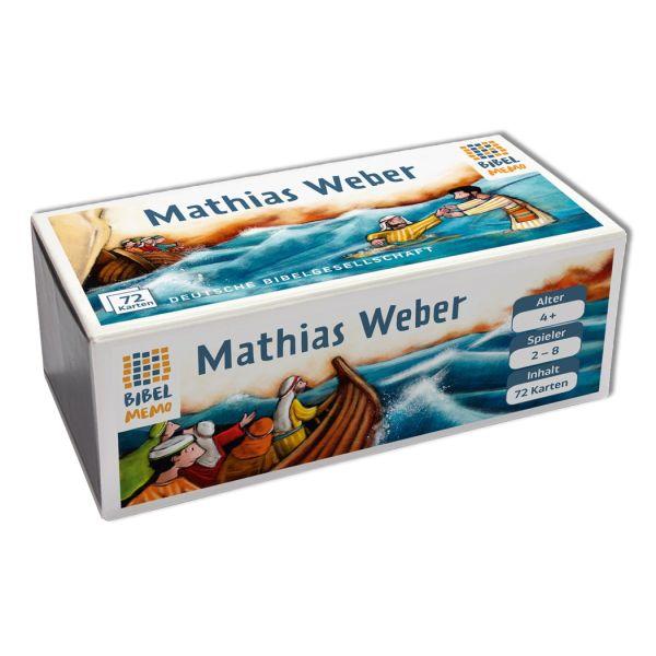 Bibel-Memo - Mathias Weber