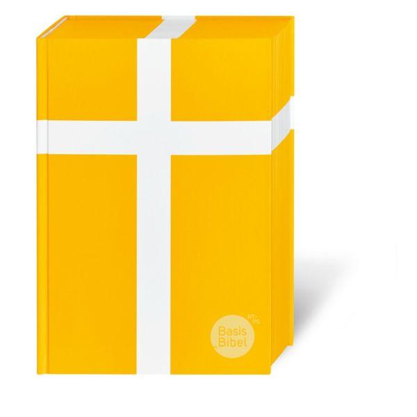 BasisBibel: Neues Testament und Psalmen - gelb