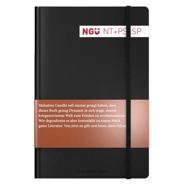 Neue Genfer Übersetzung - NT + Psalmen + Sprichwörter