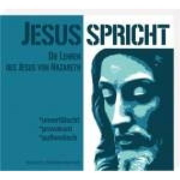 Jesus spricht - Hörbuch
