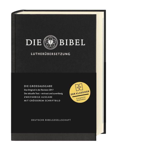 Luther 2017 Großausgabe mit Apokryphen