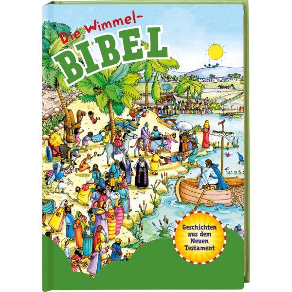 Die Wimmel-Bibel NT