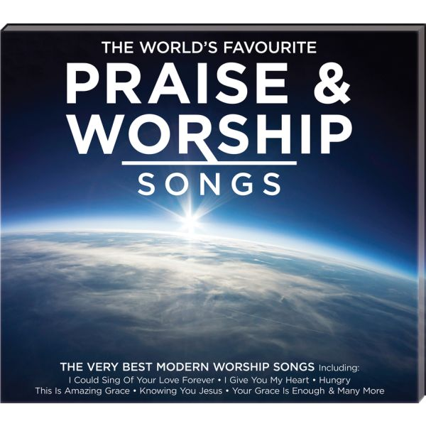 The World's Favourite Praise & Worship Songs