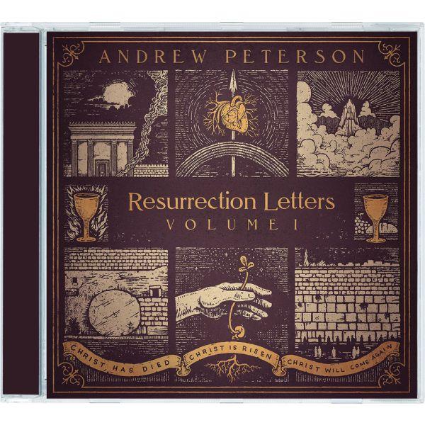 Resurrection Letters: Prologue & Volume 1