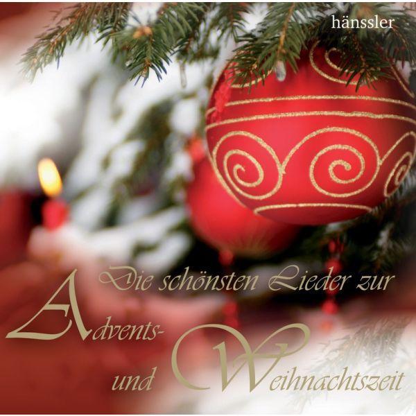 Die schönsten Lieder zur Advents- und Weihnachtszeit