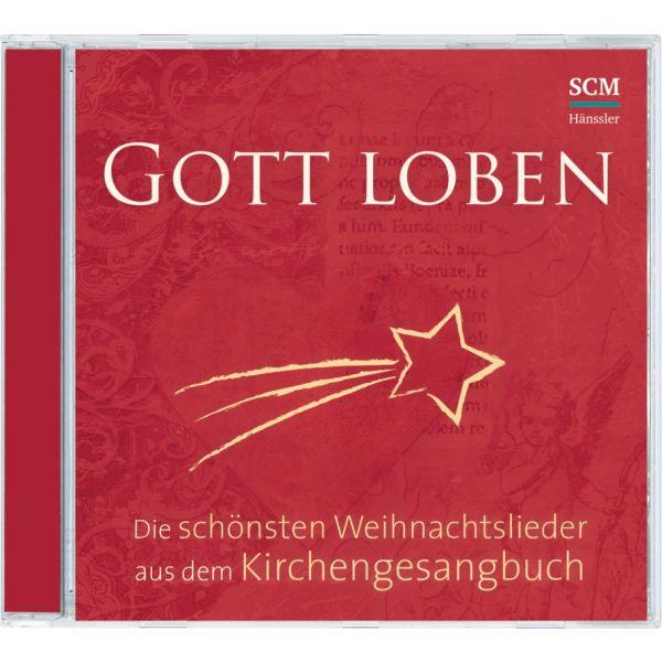Gott loben - Weihnachtslieder