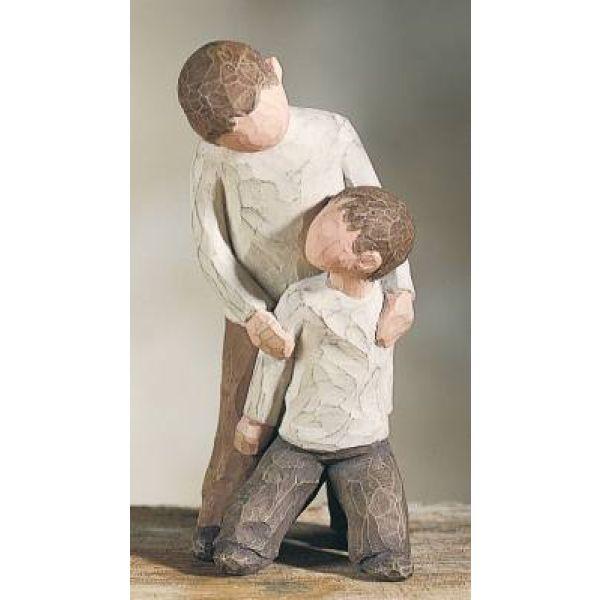 """Willow Tree Figur """"Brüder"""""""