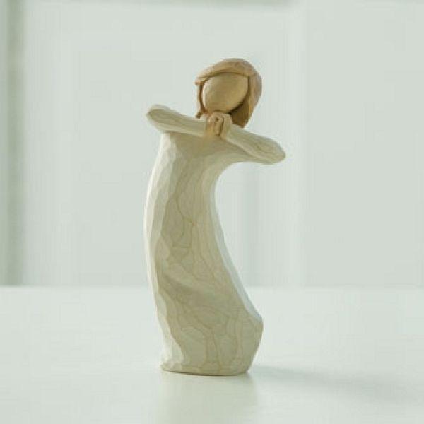 "Willow Tree Figur ""Free Spirit"""