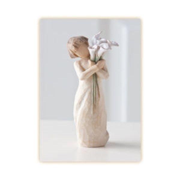 """Willow Tree Figur """"Wunderschöne Wünsche"""""""
