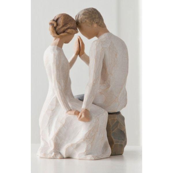 "Willow Tree Figur ""In deiner Nähe"""