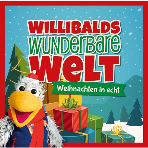 Hörbuch Weihnachten.Willibalds Wunderbare Welt Weihnachten In Echt