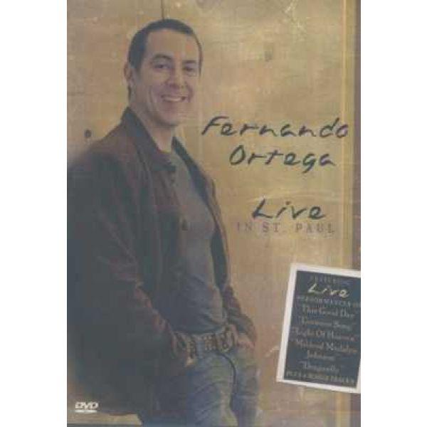 Fernando Ortega Live In St. Paul