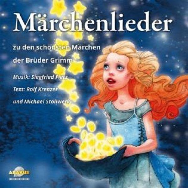 Märchenlieder - Notenheft