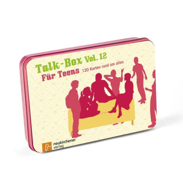 Talk-Box Vol.12 - Für Teens