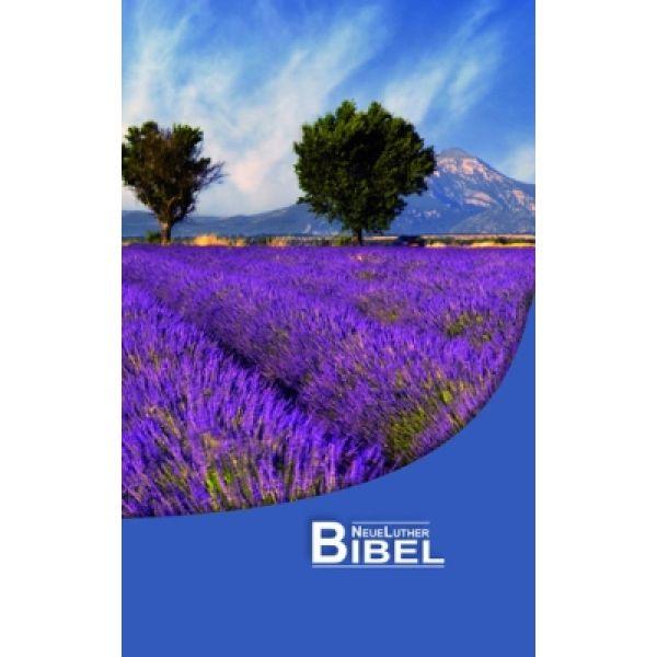 """Lutherbibel Motiv """"Lavendel"""" - Senfkornbibel"""