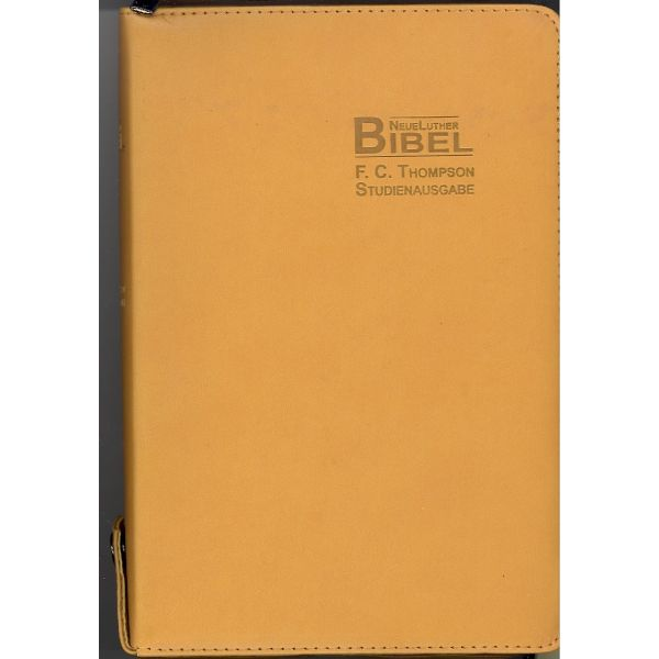 NeueLuther Bibel - F.C. Thompson Studienausgabe