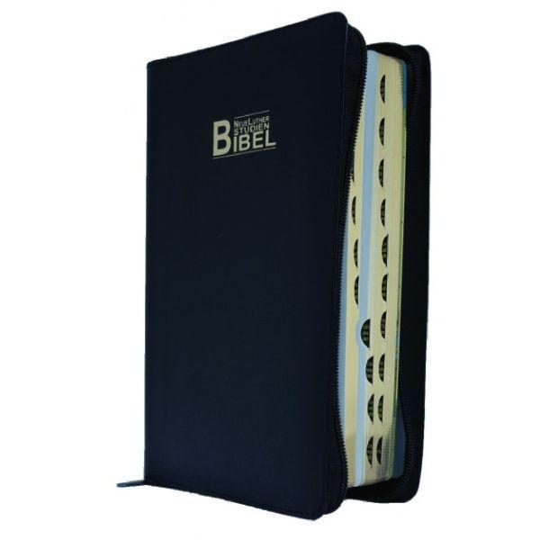 NeueLuther Bibel - schwarz