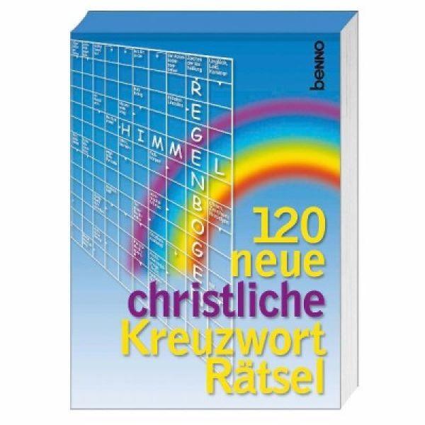 120 neue christliche Kreuzworträtsel