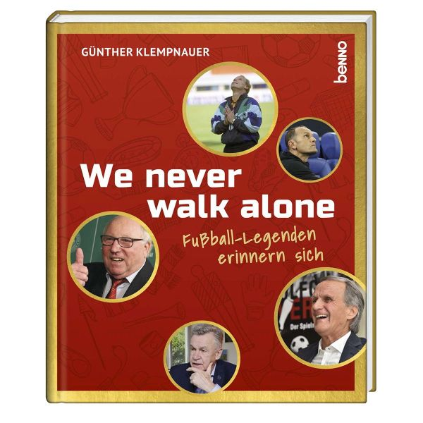We never walk alone