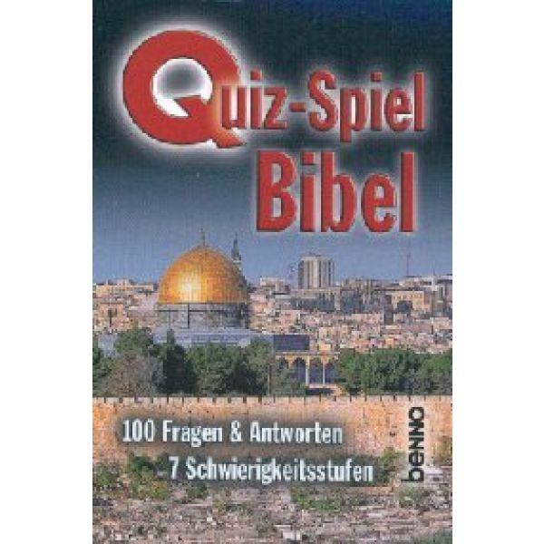 Quiz-Spiel Bibel