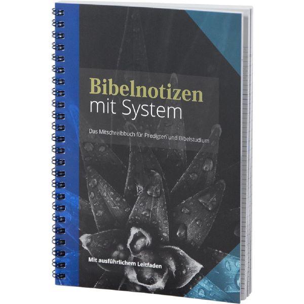 Bibelnotizen mit System