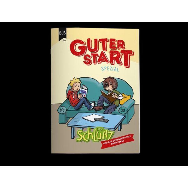 Guter Start spezial: Der Schlunz und das geheimnisvolle Buch Lukas