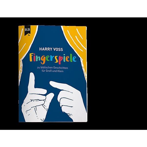 Fingerspiele zu biblischen Geschichten für Groß und Klein
