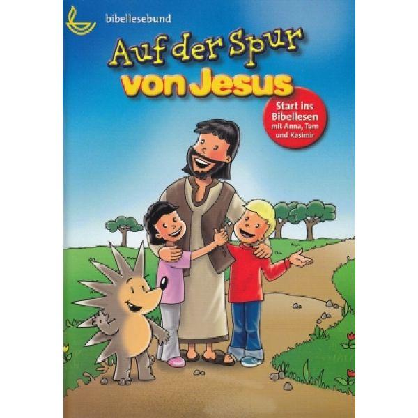 Auf der Spur von Jesus