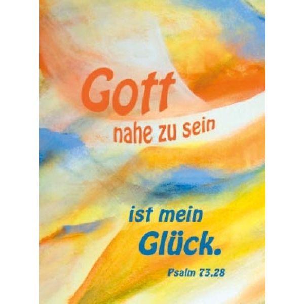 "Mini-Spruchkartenserie ""Gott nahe zu sein"" - 12 Stück"