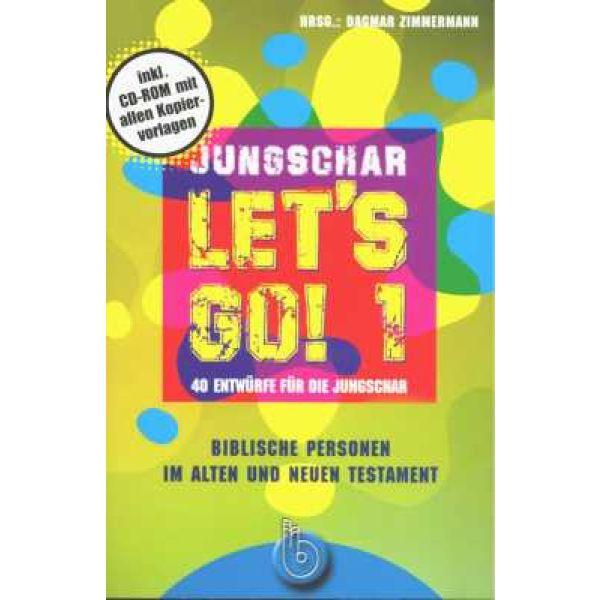 Jungschar let's go! - Band 1