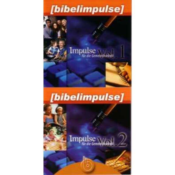 Bibelimpulse Vol. 1 und Vol. 2