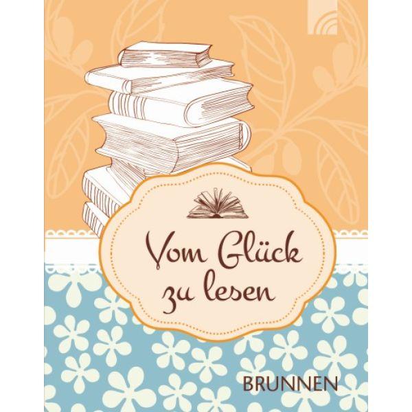 Vom Glück zu lesen - Miniaturbuch