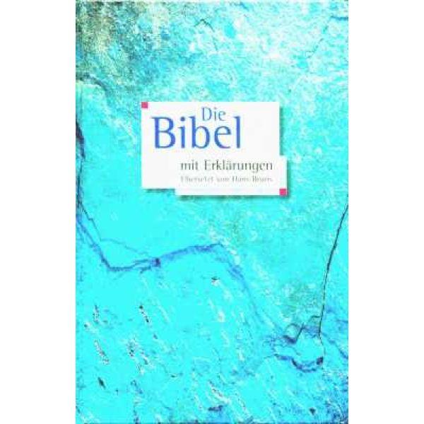 Die Bibel mit Erklärungen