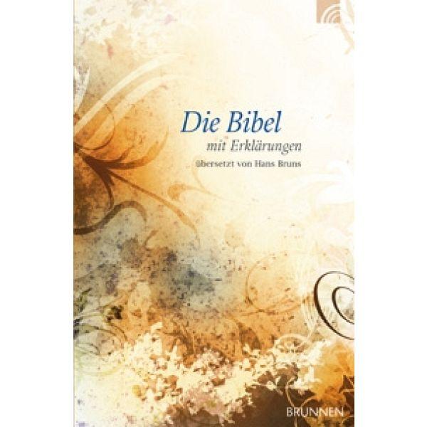 Die Bibel mit Erklärungen - Romantik Edition