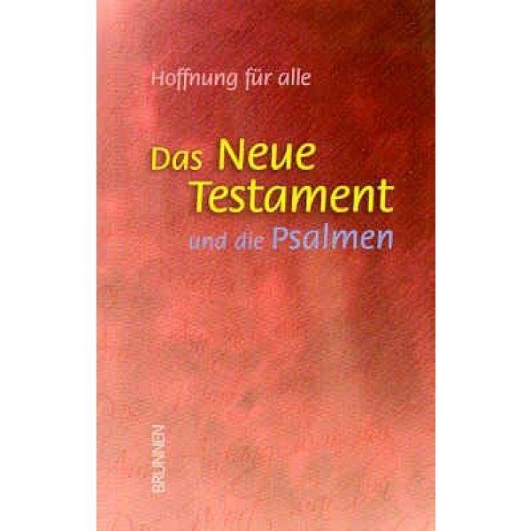 Hoffnung für alle - Das Neue Testament und die Psalmen