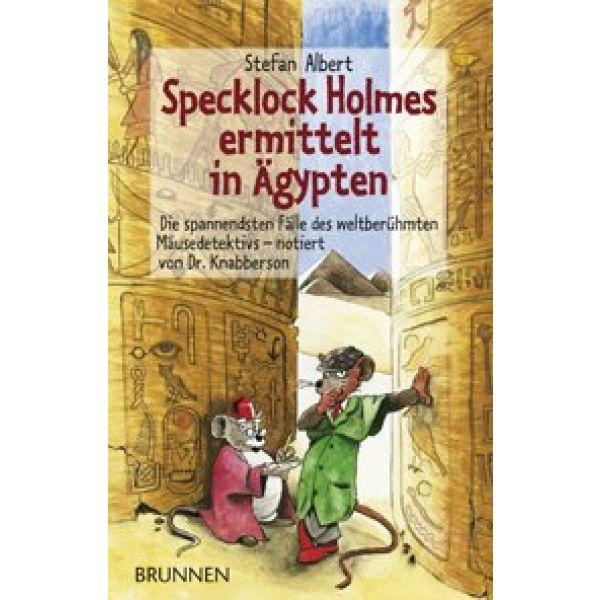 Specklock Holmes ermittelt in Ägypten