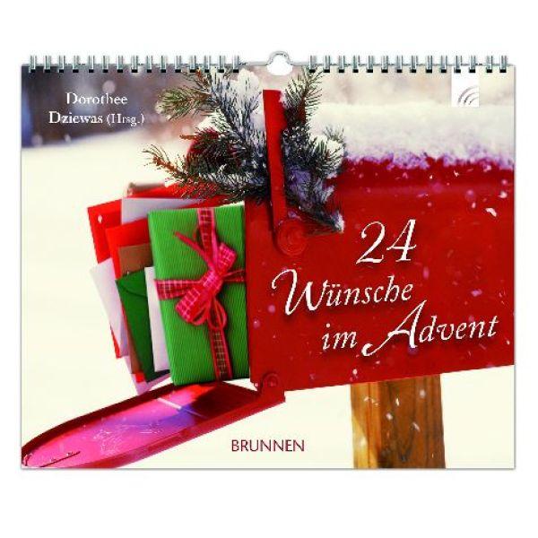 24 Wünsche im Advent