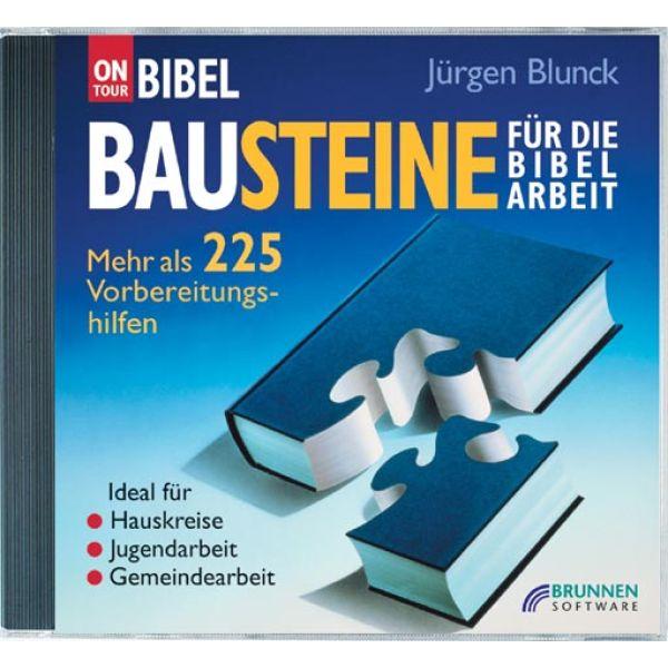Bausteine für die Bibelarbeit