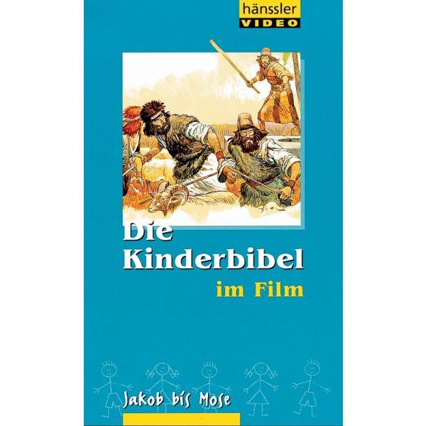 Die Kinderbibel AT 2 - Jakob bis Mose