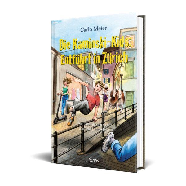 Die Kaminski-Kids: Entführt in Zürich (20)