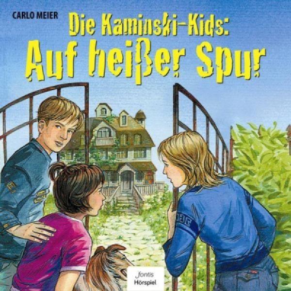 Die Kaminski-Kids: Auf heißer Spur (7)