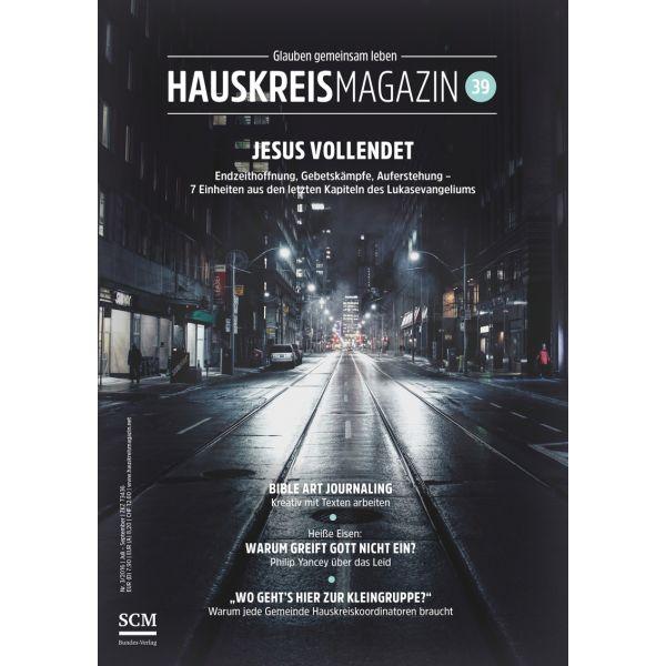 Das HauskreisMagazin 03/2016