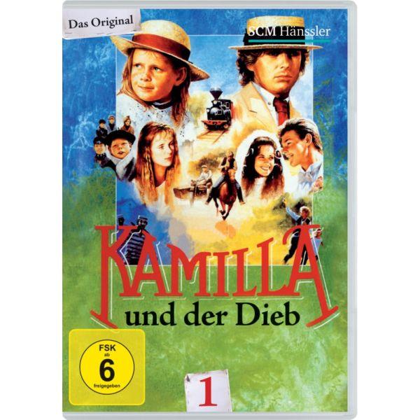 Kamilla und der Dieb Teil 1