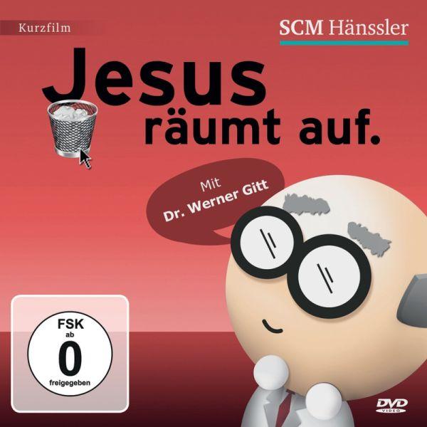 Jesus räumt auf