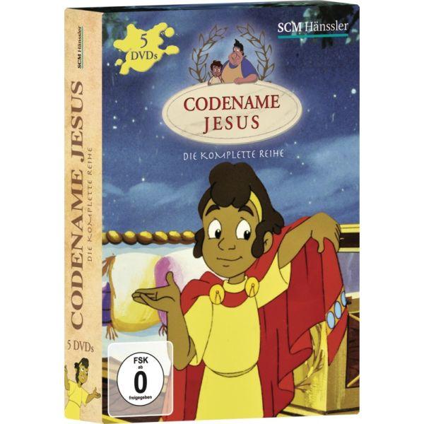 Codename Jesus