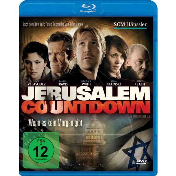 Jerusalem Countdown - Blu-ray