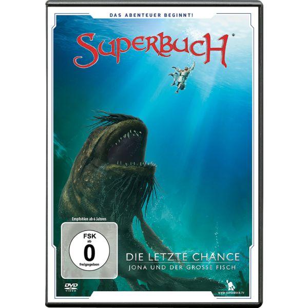 Die letzte Chance - Jona und der große Fisch