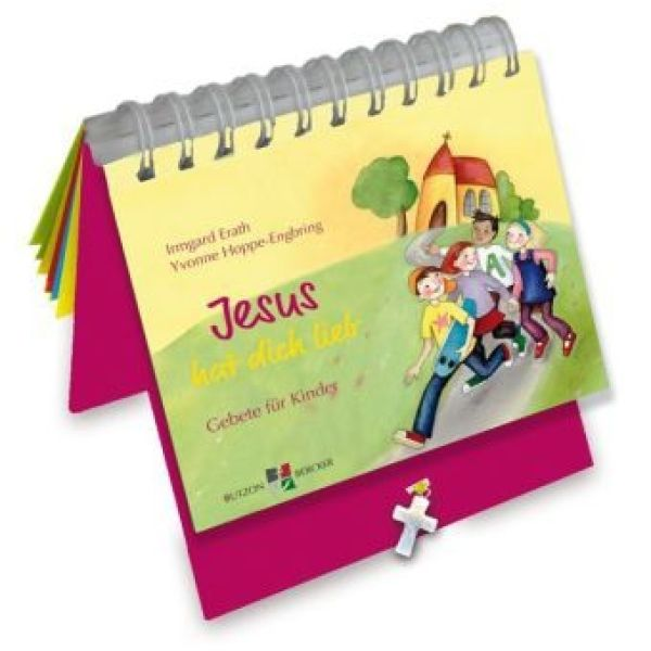 Jesus hat dich lieb - Aufstellbuch
