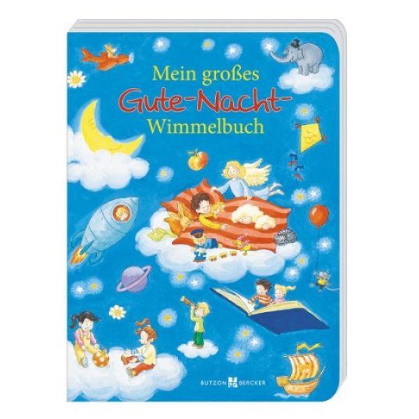 Mein großes Gute-Nacht-Wimmelbuch
